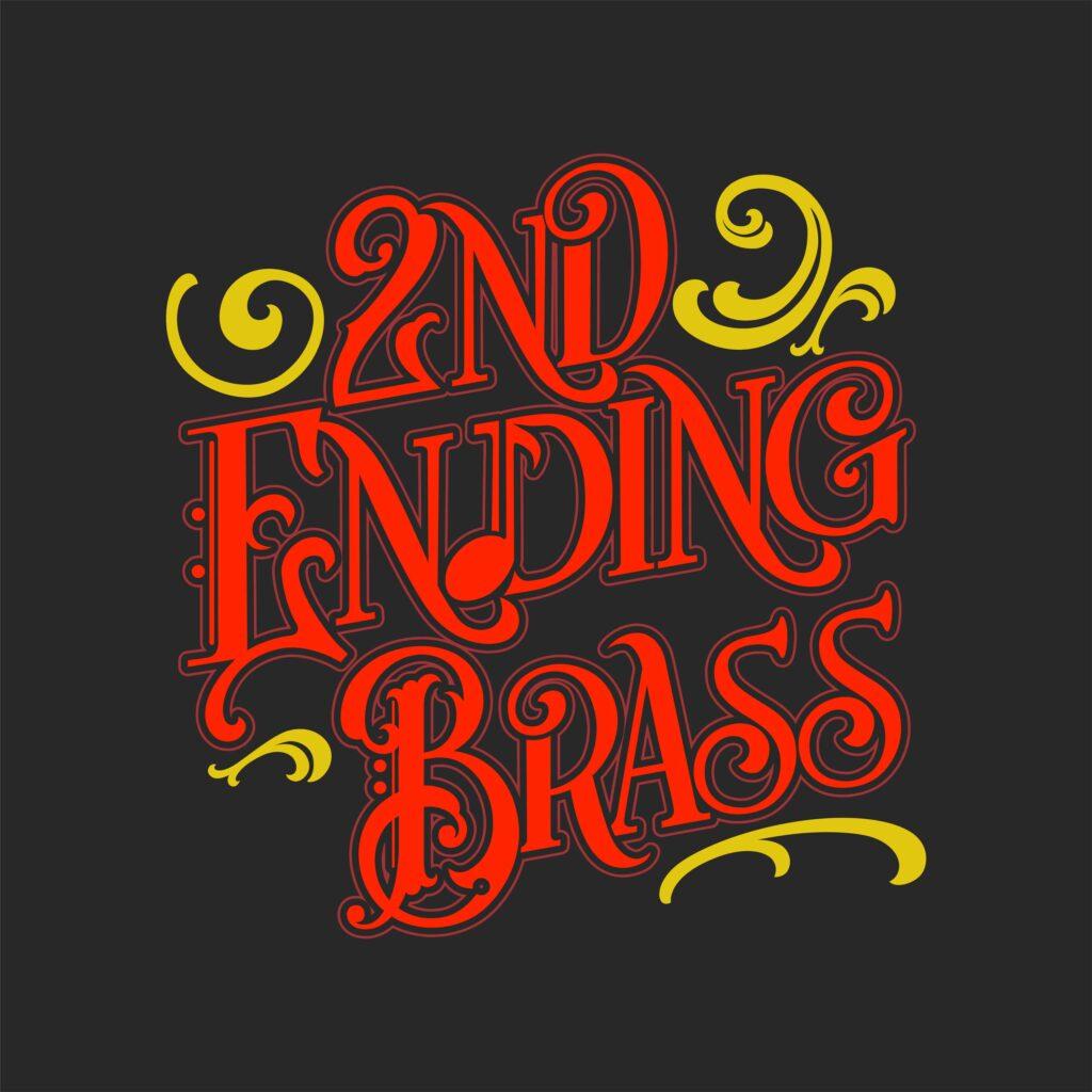 2nd Ending Brass Logo