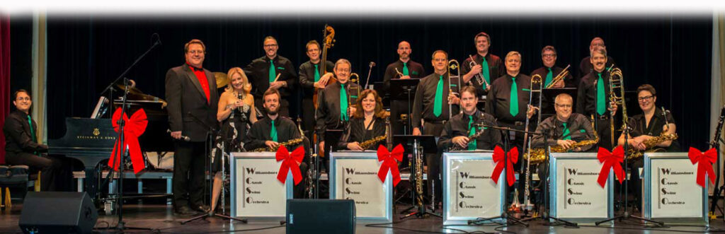 The Williamsburg Classic Swing Orchestra